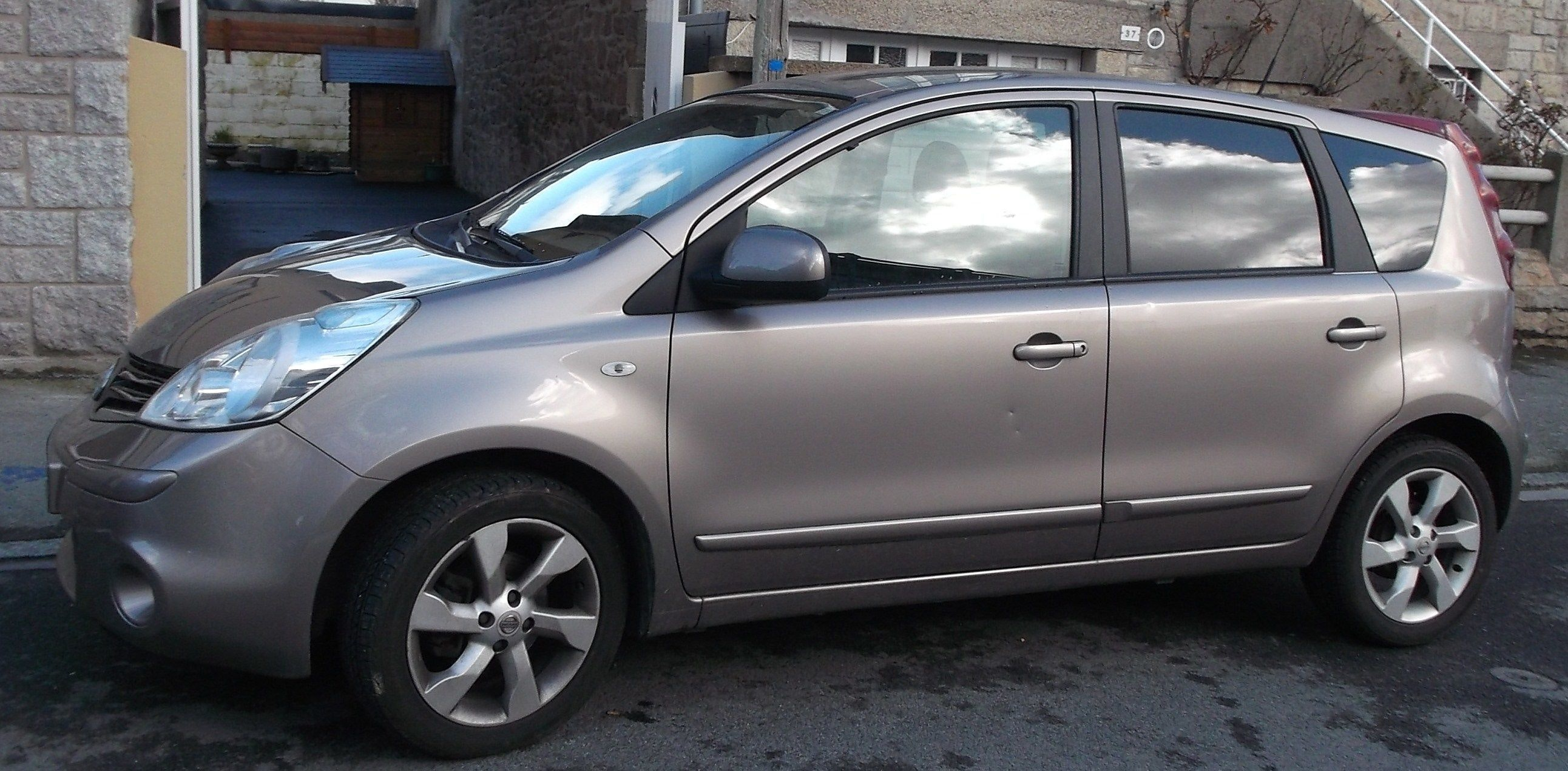 NISSAN NOTE pure drive, 2009, Essence