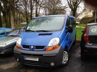 renault trafic long 9 places 2.5lDTi 140CV, 2005, Diesel, 9 places et plus