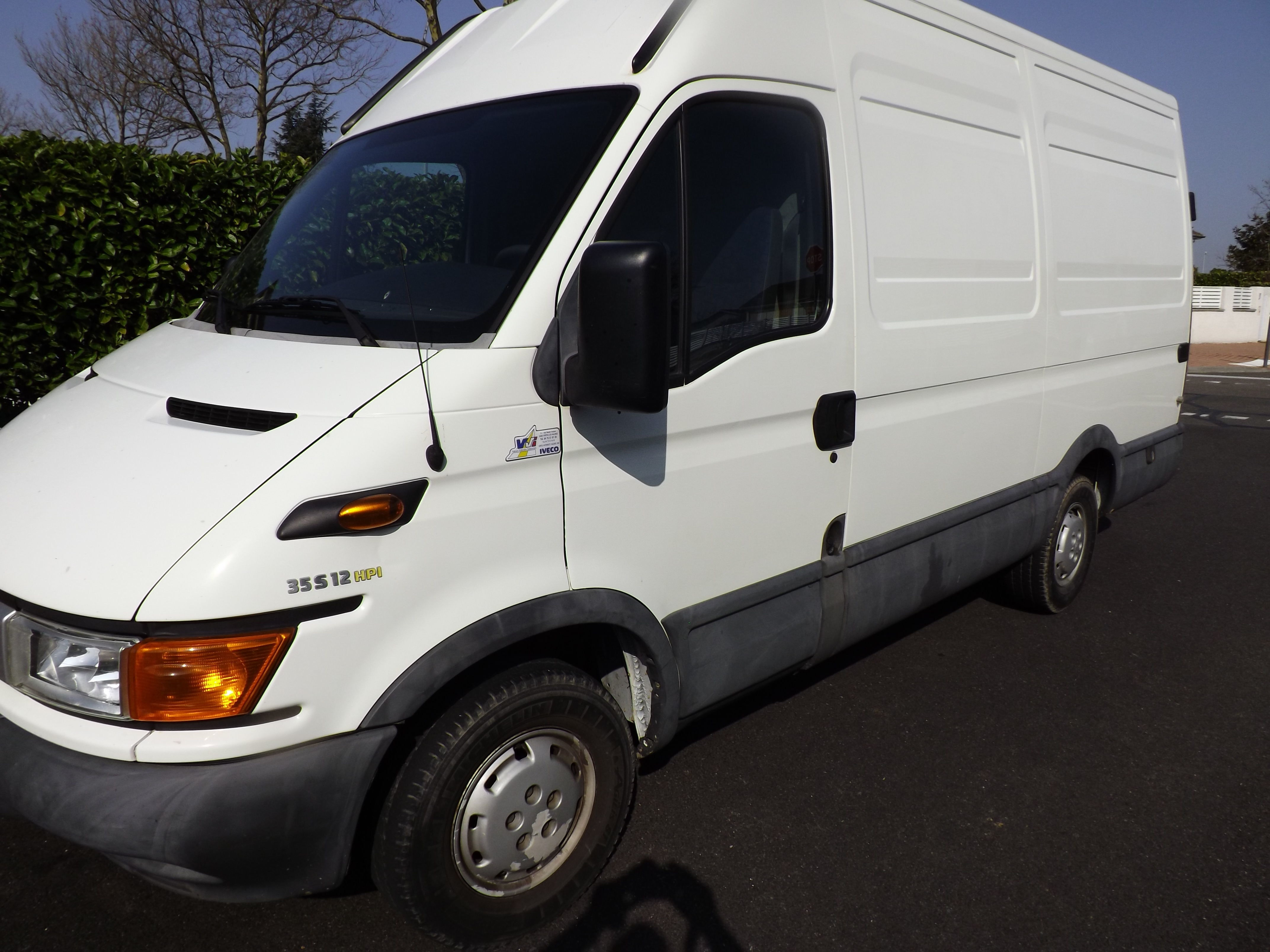 iveco daly, 2003, Diesel