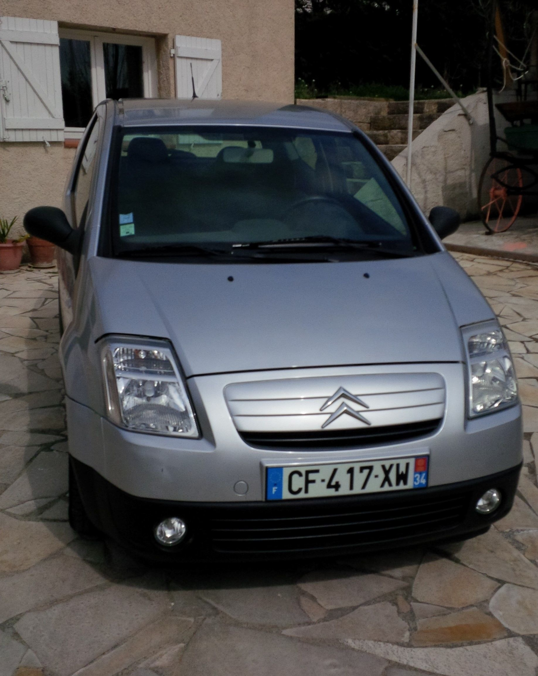 Citroen C2 1.4 ess pack clim, 2004, Essence