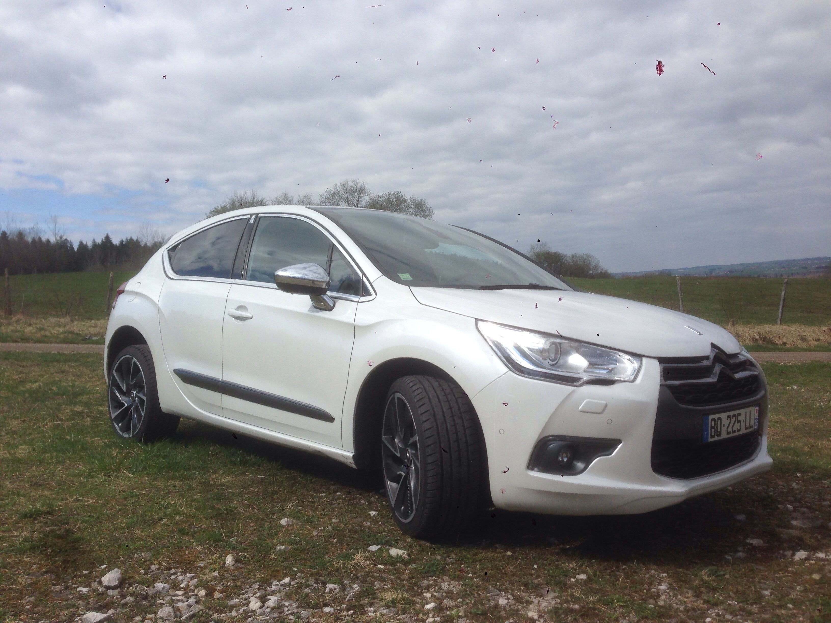Citroen ds4 thp 200, 2012, Essence