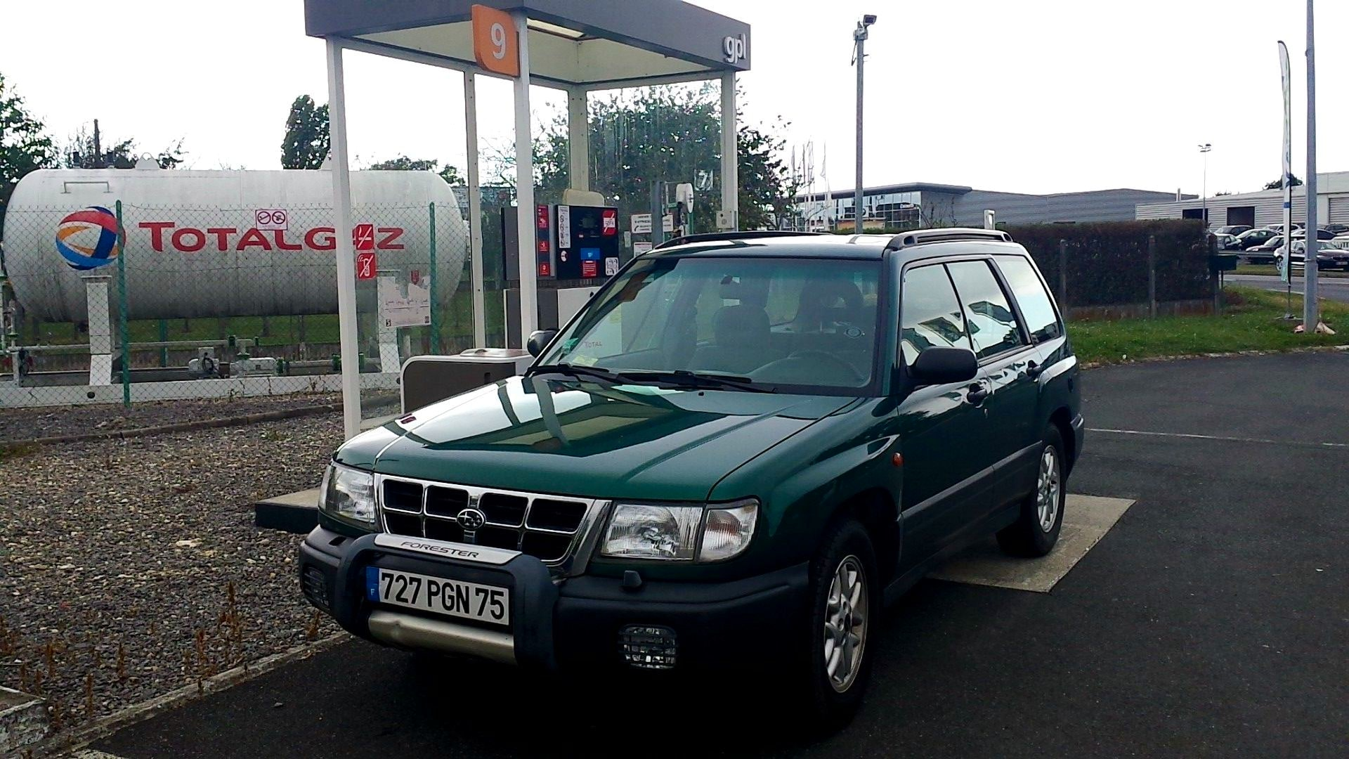 Subaru Forester, 1999, GPL, automatique
