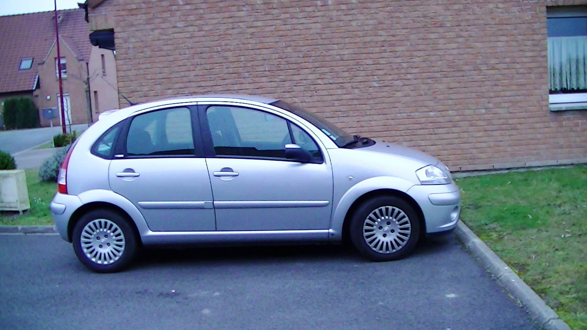 Citroen c3 exclusive, 2008, Diesel