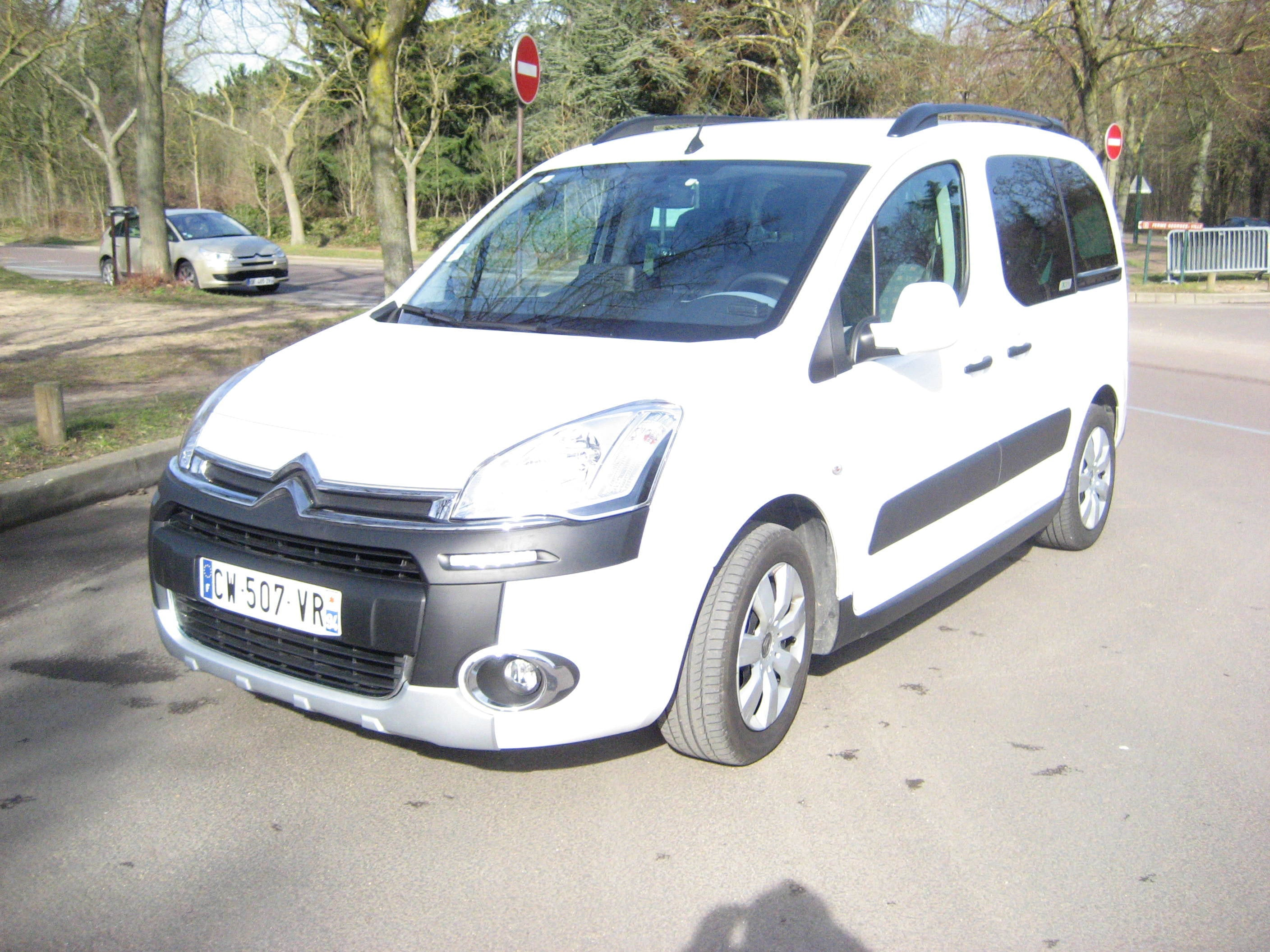citroen berlingo, 2013, Diesel, 7 places