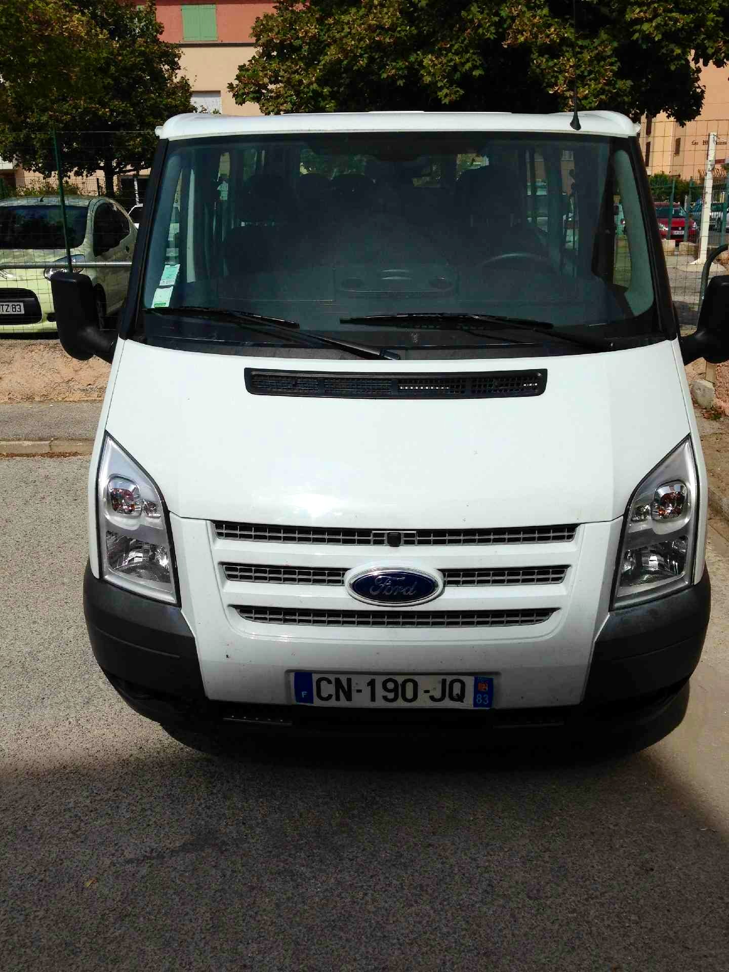 ford transit, 2013, Diesel, 9 places et plus