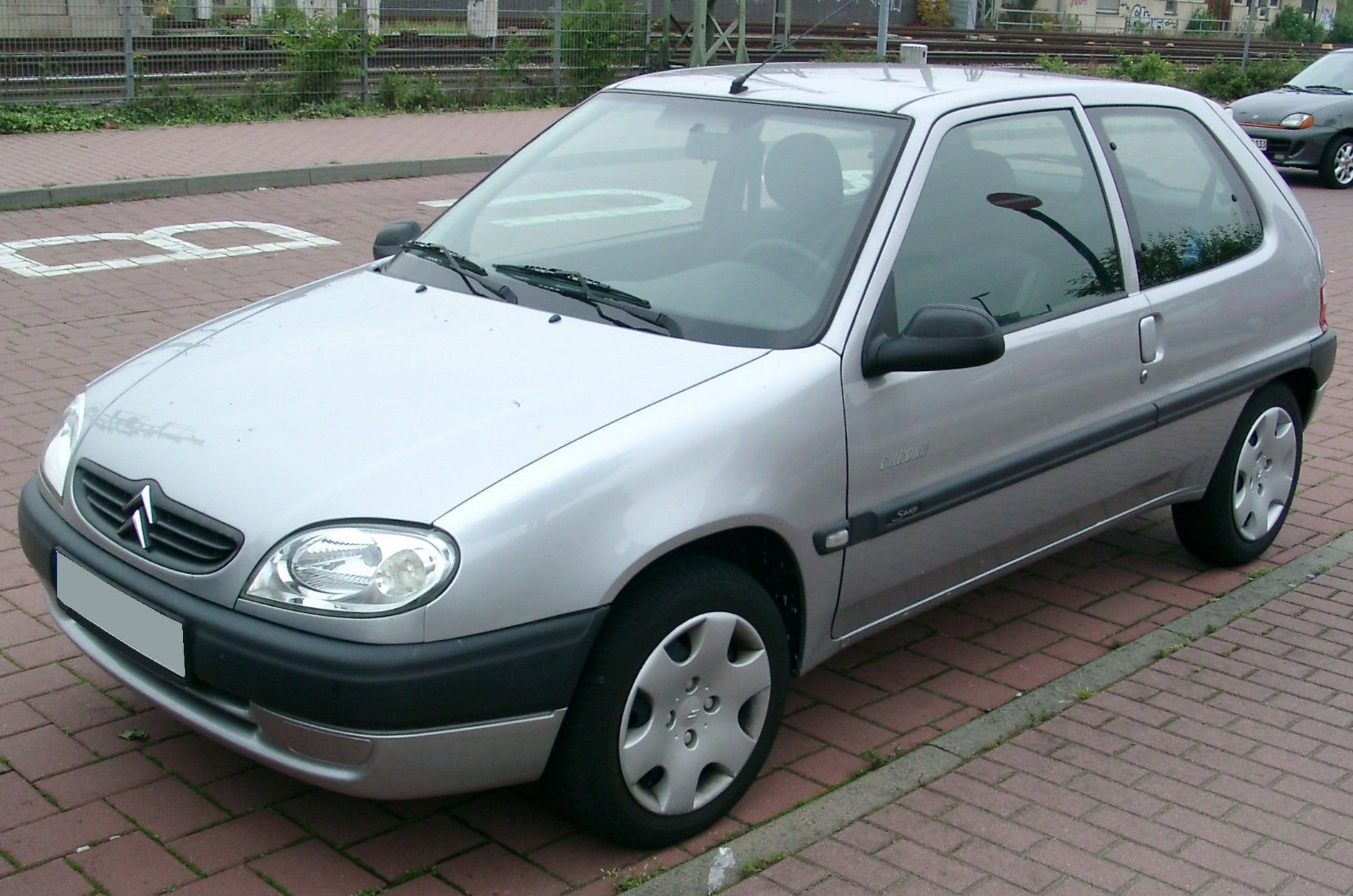 citroen saxo, 2001, Essence, automatique