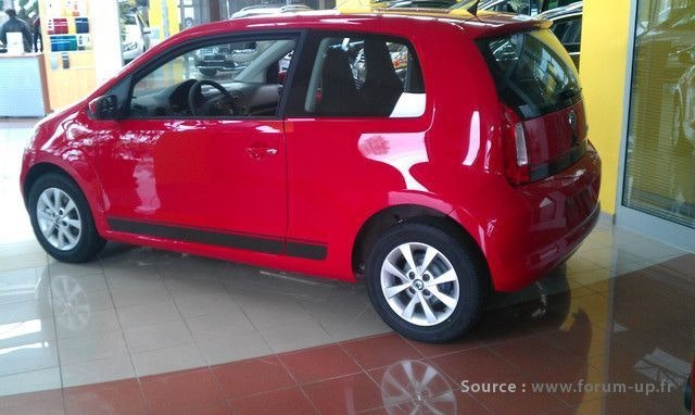 skoda citigo, 2013, Essence
