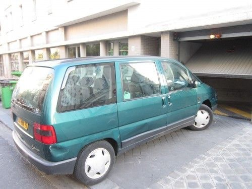 Citroen Evasion, 1998, Essence, 7 places