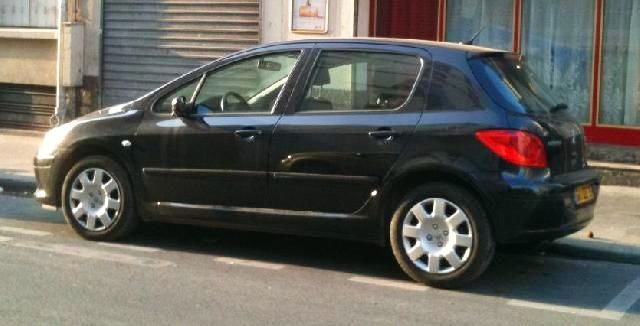 peugeot 307, 2007, Diesel - Berline Paris (75)