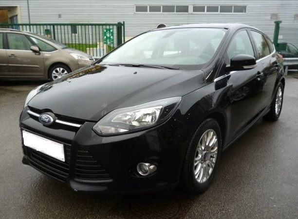 FORD FOCUS 3 1.6 TDCI 115 FAP TITANIUM Start and Stop, 2011, Diesel