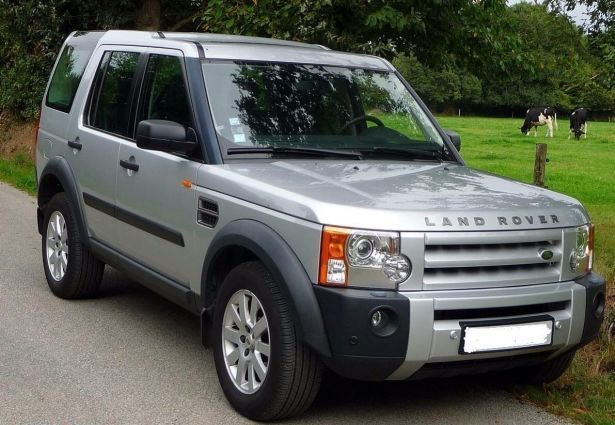 Land Rover Discovery III TDV6 HSE SEVEN, 2005, Diesel, 7 places