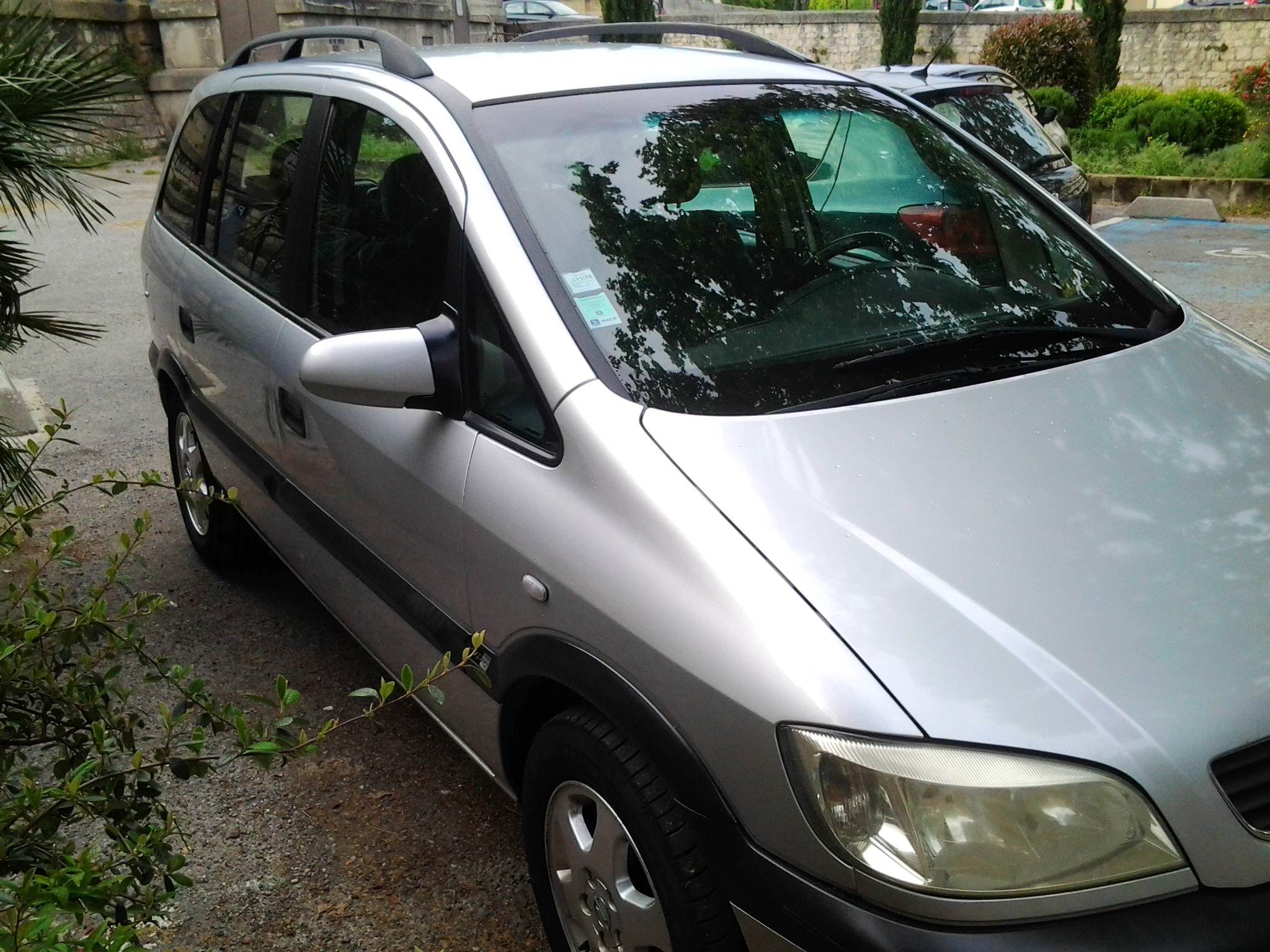 OPEL ZAFIRA 1.8 ELEGANCE, 1999, Essence, 7 places