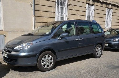 Peugeot 807 HDI Pack Confort, 2006, Diesel, 7 places