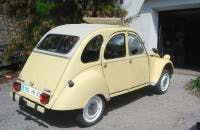 location citroen 2cv 1988  u00e0 draguignan  998 avenue de grasse