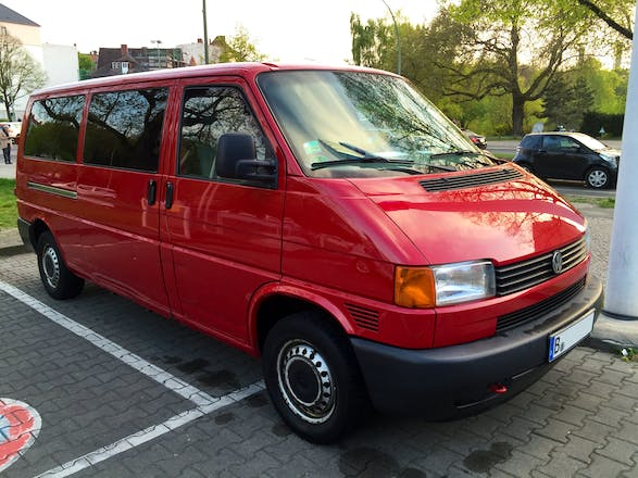 van volkswagen transporter 2003 8 sitze in berlin. Black Bedroom Furniture Sets. Home Design Ideas