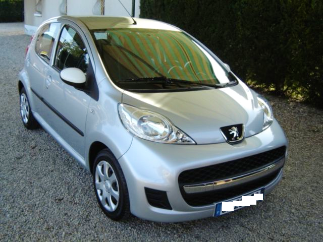 Peugeot 107 Urban Move, 2008, Essence