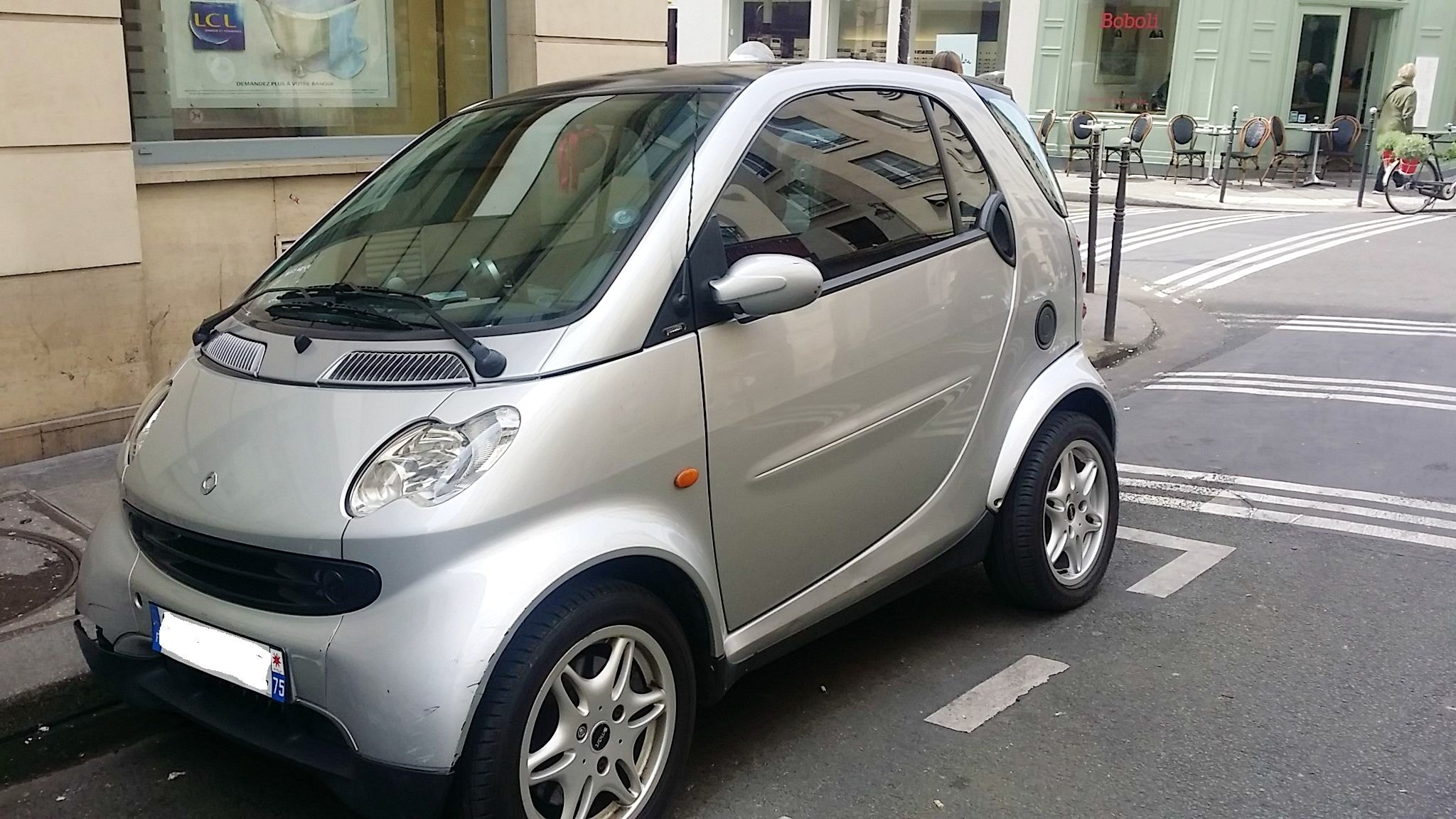 Smart fortwo passion, 2006