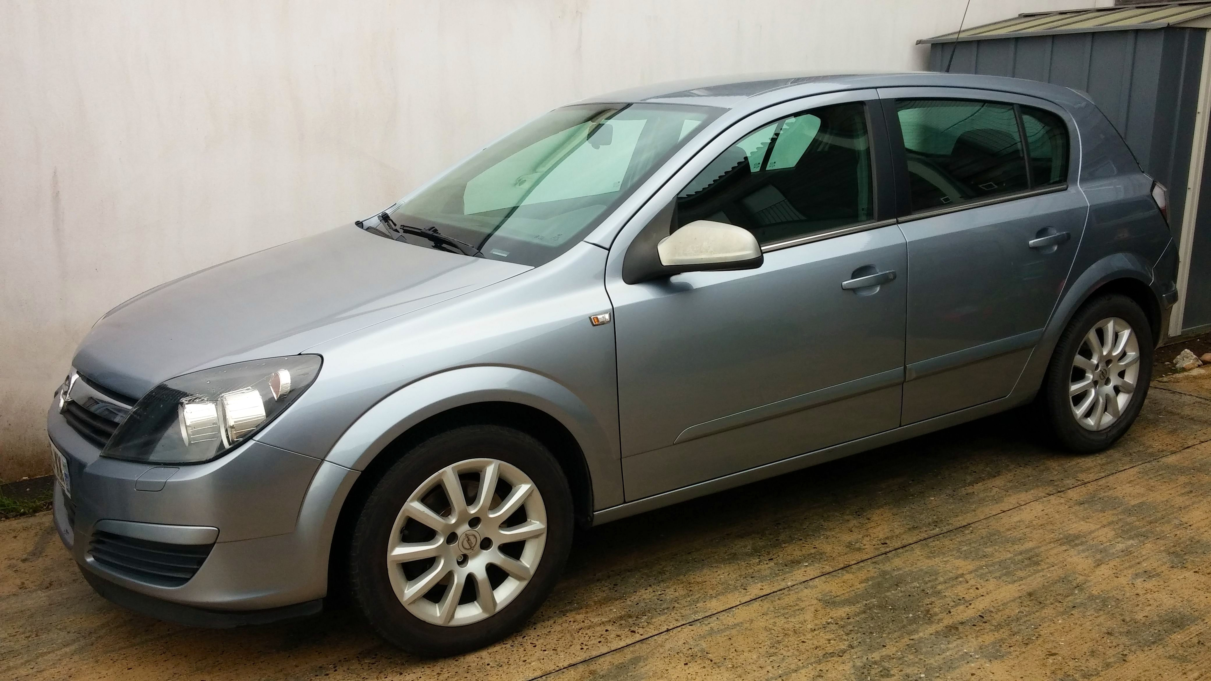 Opel Astra H 1.6 Twinport 105, 2005