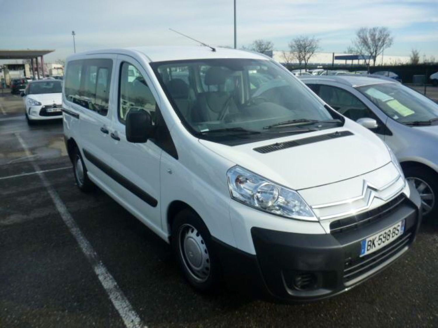 Citroën Jumpy 2l Hdi Combi, 2012, Diesel, 9 places et plus