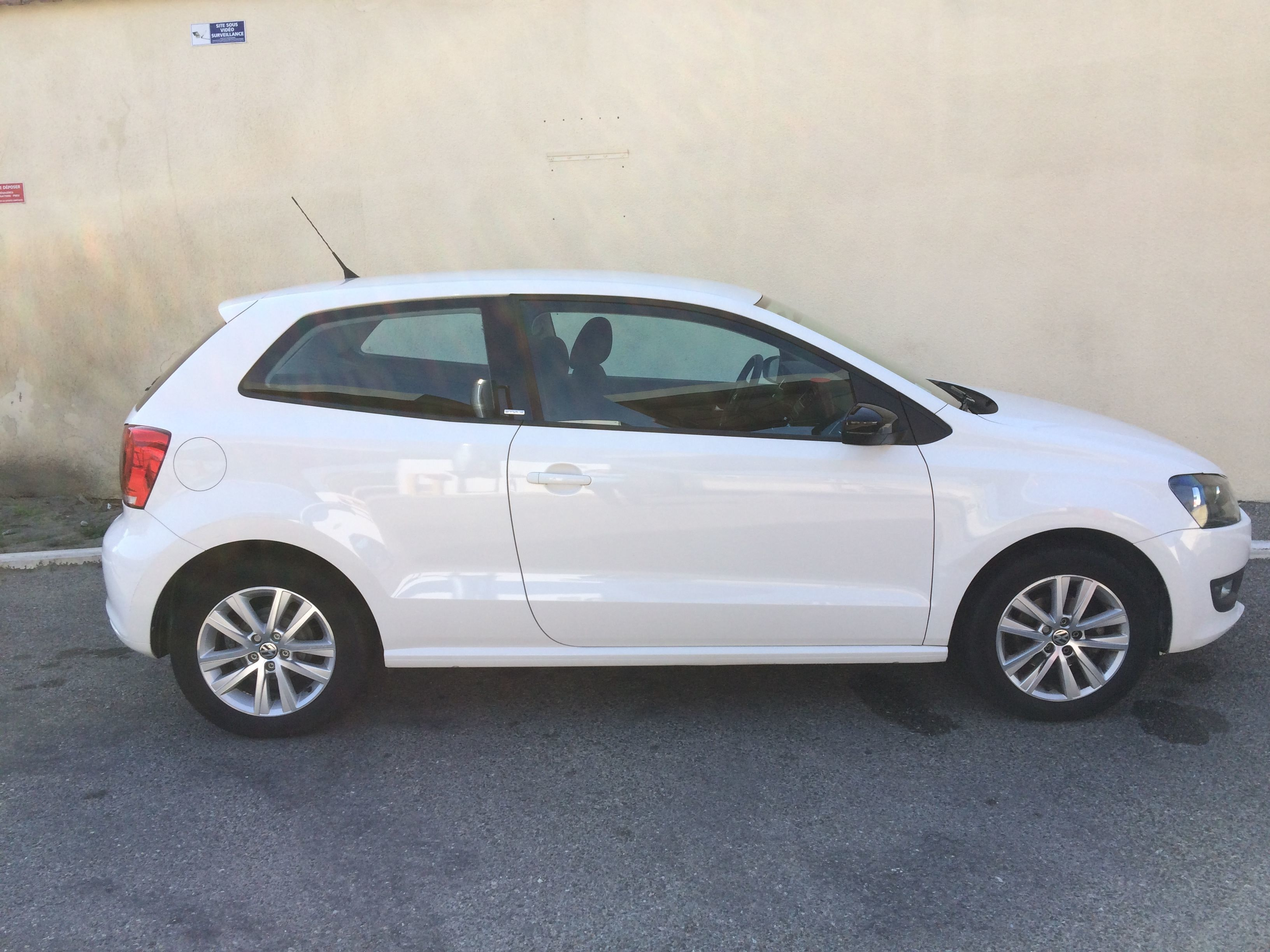 Volkswagen polo Style, 2011, Essence