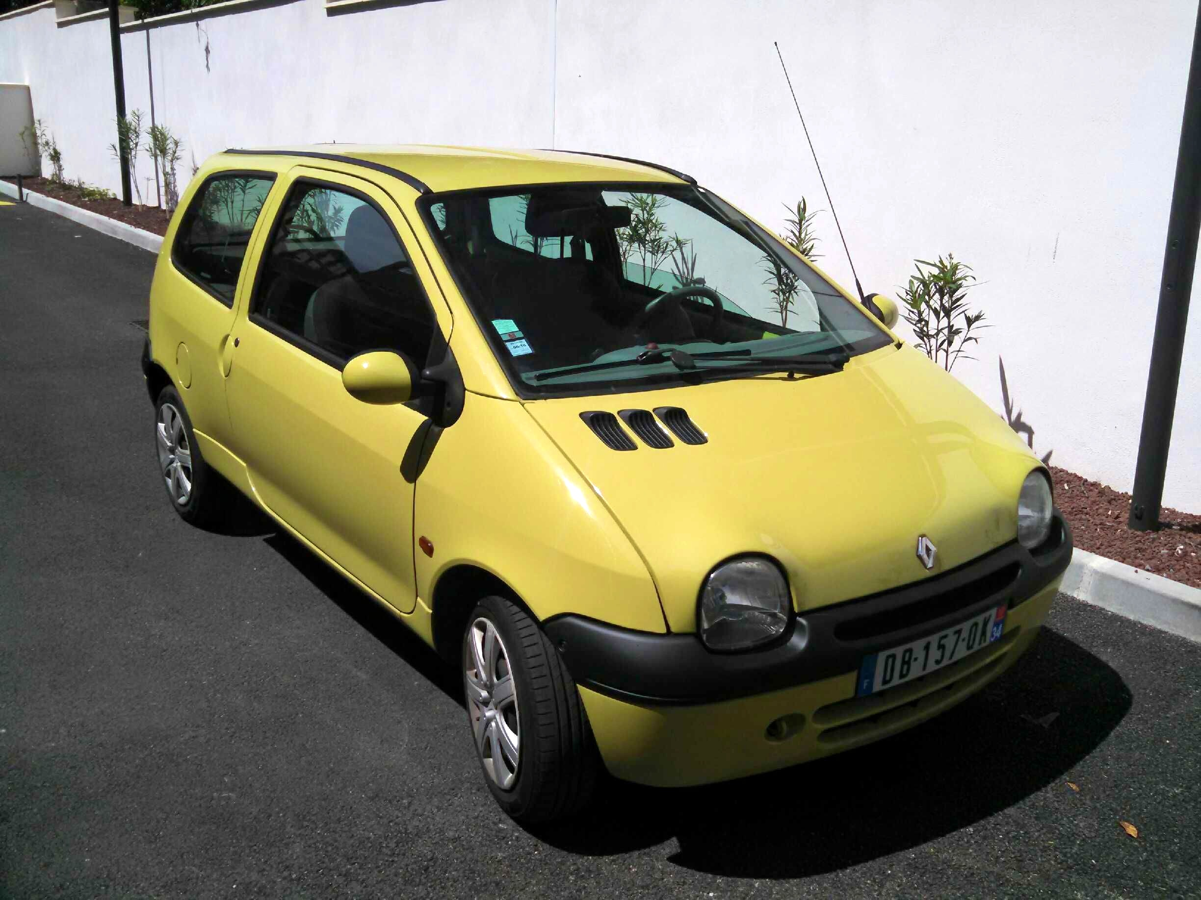 Renault Twingo Expression 1,2, 2002, Essence