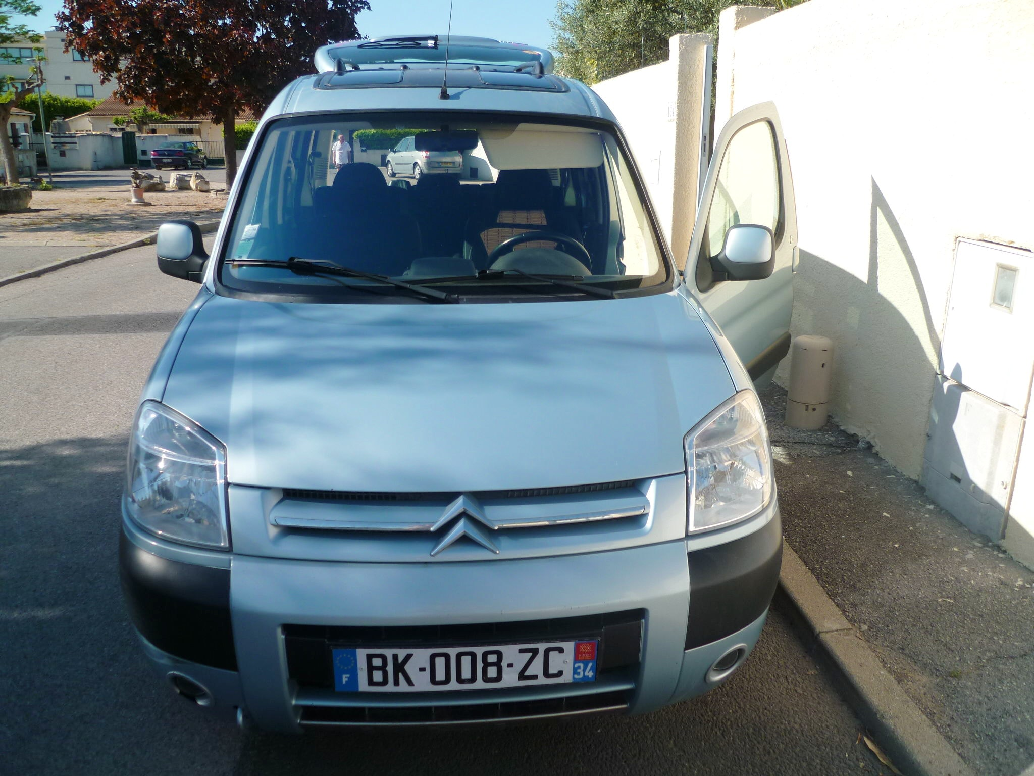 Citroen Berlingo 1.6 HDI 92cv Collection, 2007, Diesel