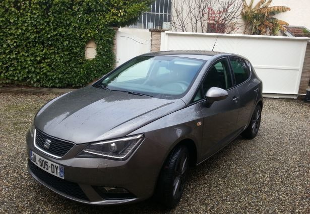 SEAT Ibiza 1.2 TSI - I TECH - 105cv, 2014, Essence
