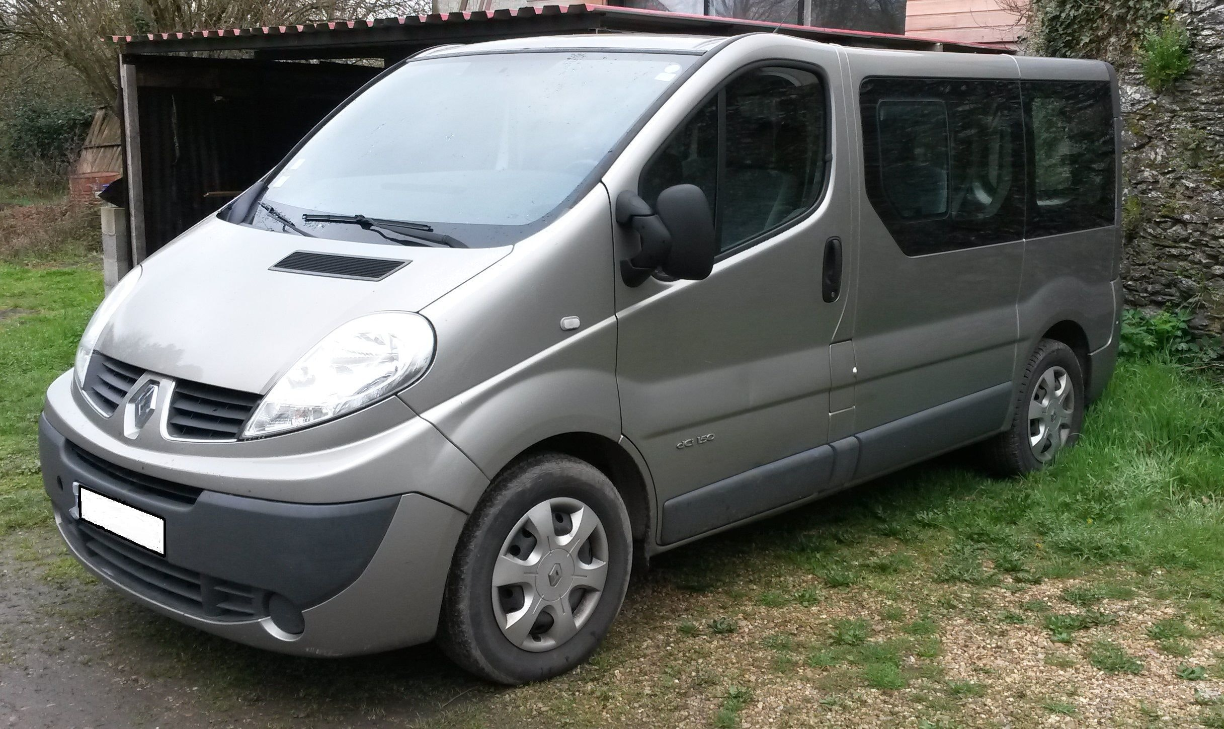 Renault Trafic Passenger 2.5 L Dci 150 CV 9 places, 2007, Diesel, 9 places et plus