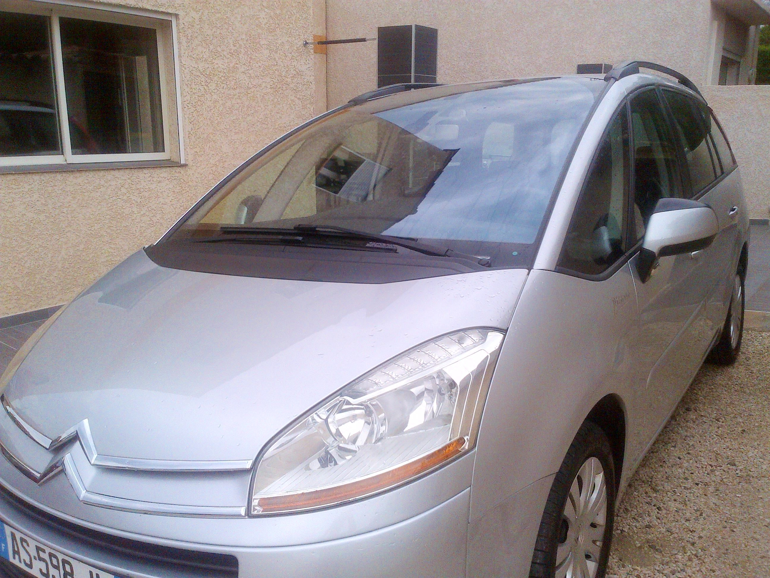 CITROËN, C4 Grand Picasso  1.6 HDi 110cv , 2010, Diesel, 7 places