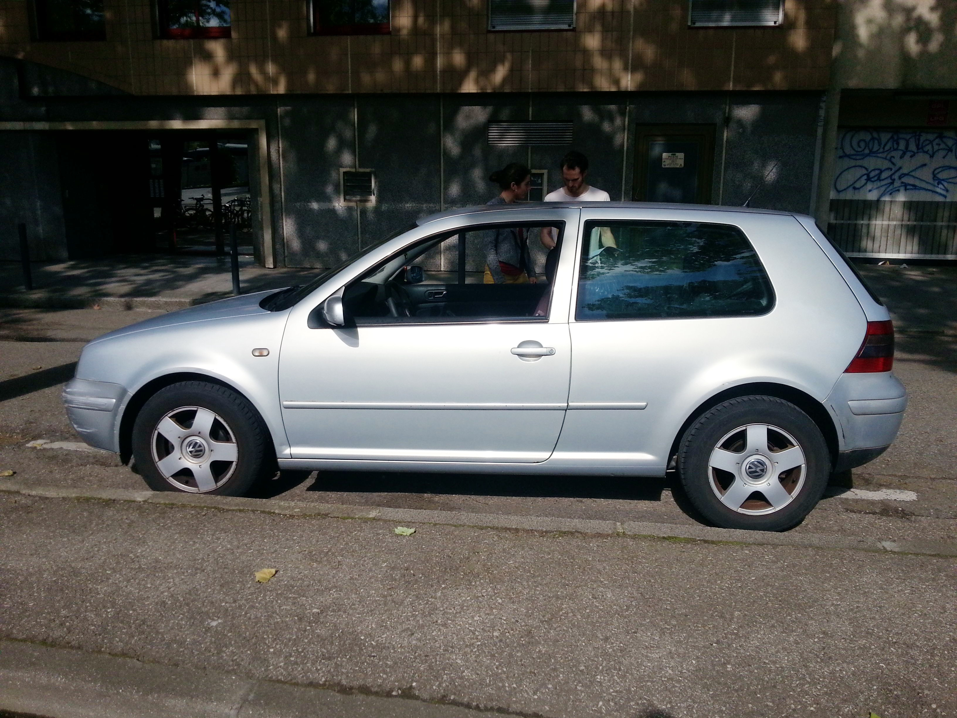 Volkswagen Golf 4, 1998, Essence