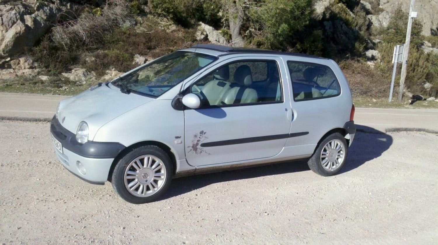 Renault Twingo 1,2 16V Initiale, 2007, Essence