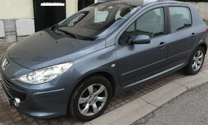 Peugeot 307 - 2005 - (2) 1.6 16S EXECUTIVE PACK 5P, 2005, Essence