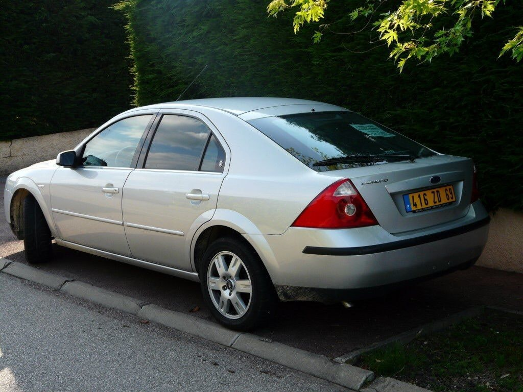 FORD MONDEO, 2003, Essence