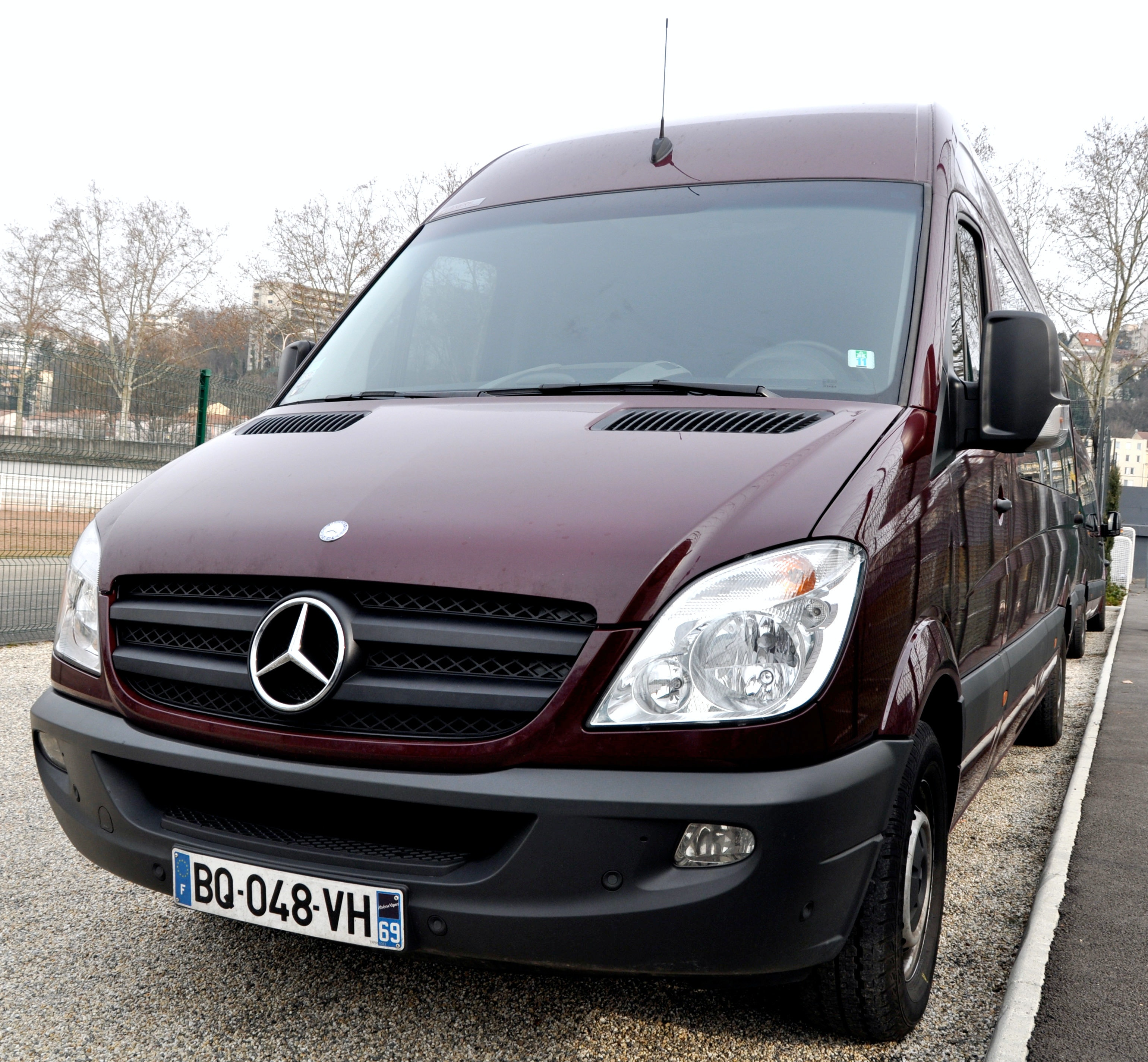 Mercedes Sprinter, 2011, Diesel, 8 places