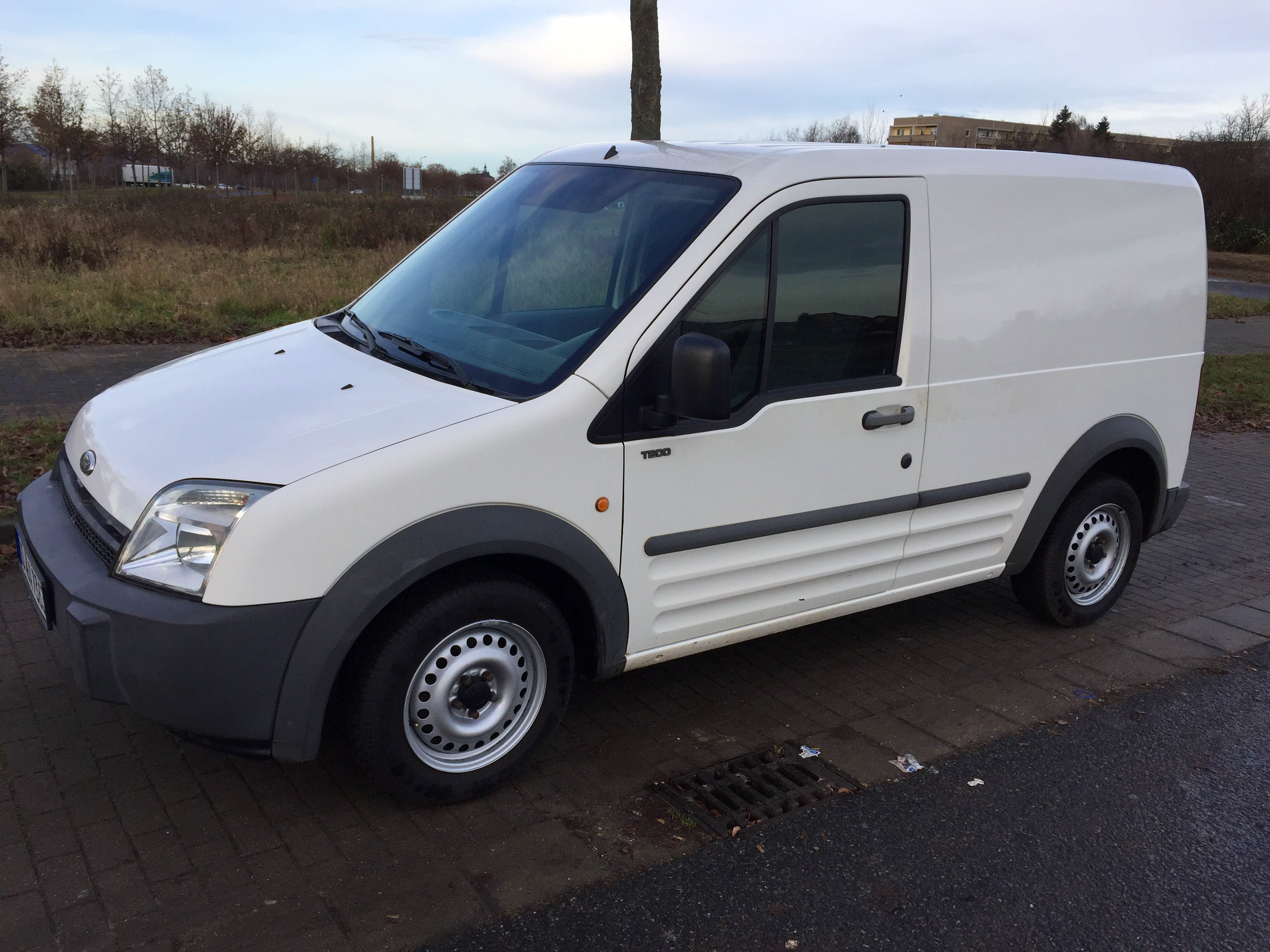 Ford Transit Connect, 2005, Diesel