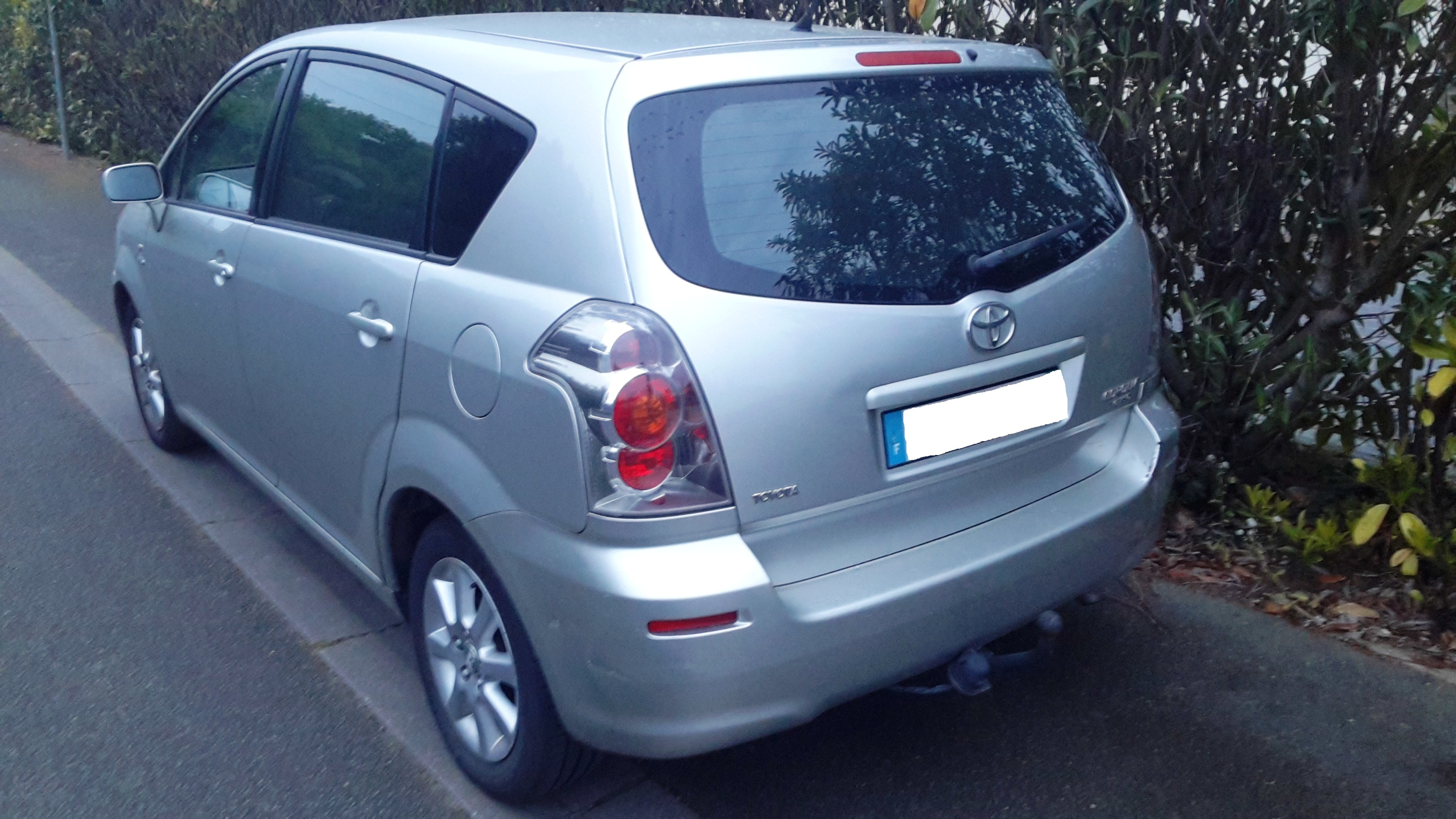 Toyota Corolla Verso , 2006, Diesel, 6 places