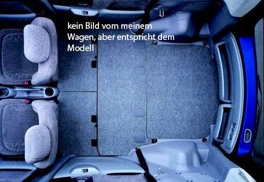 Toyota Yaris Verso mit CD-Player