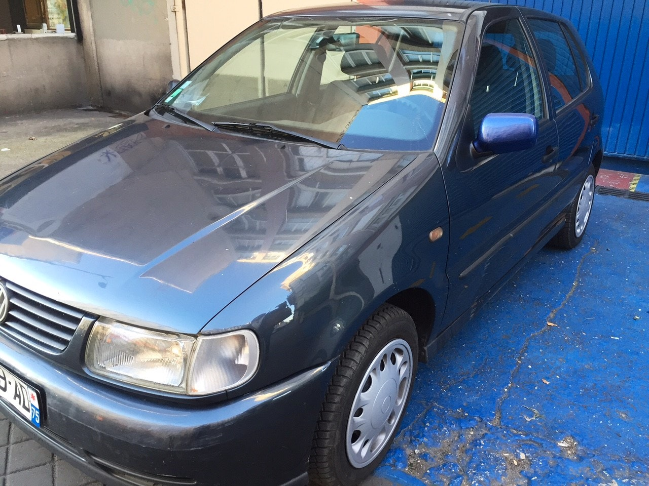 Volkswagen Polo Match, 1998, Essence - Citadine Paris (75)