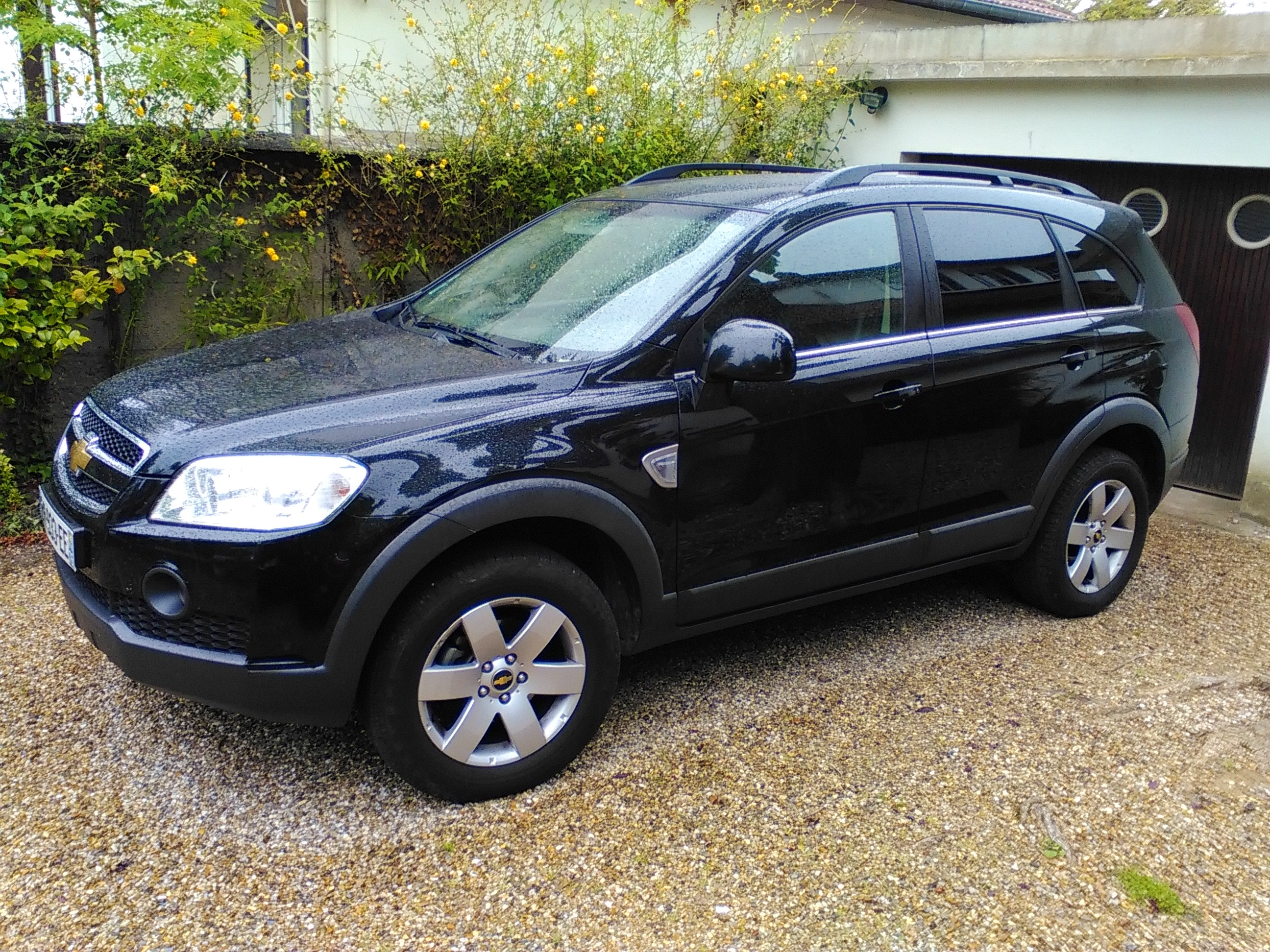 Chevrolet Captiva 150 Family, 2011, Diesel, 7 places