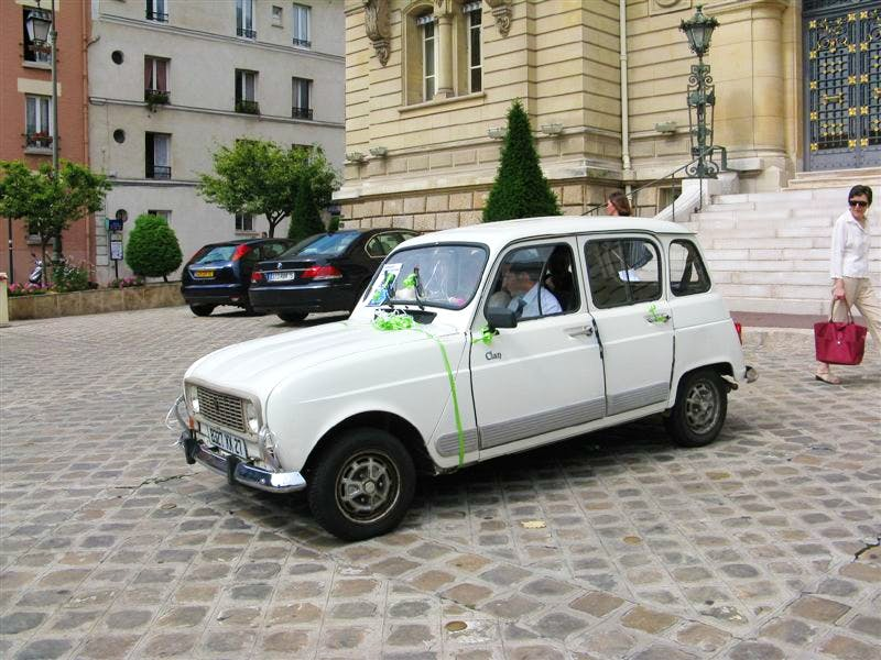 Renault R4 clan, 1987, Essence