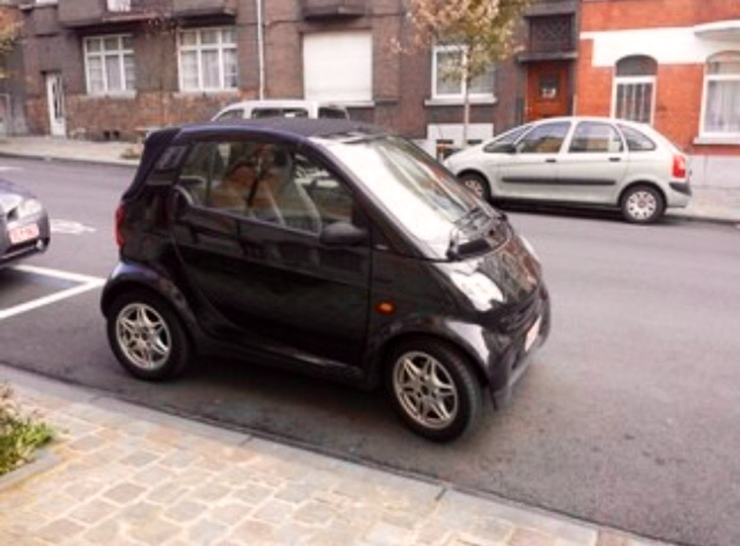 Smart Fortwo, 2005, Essence, automatique - Micro-citadine Cannes (06)