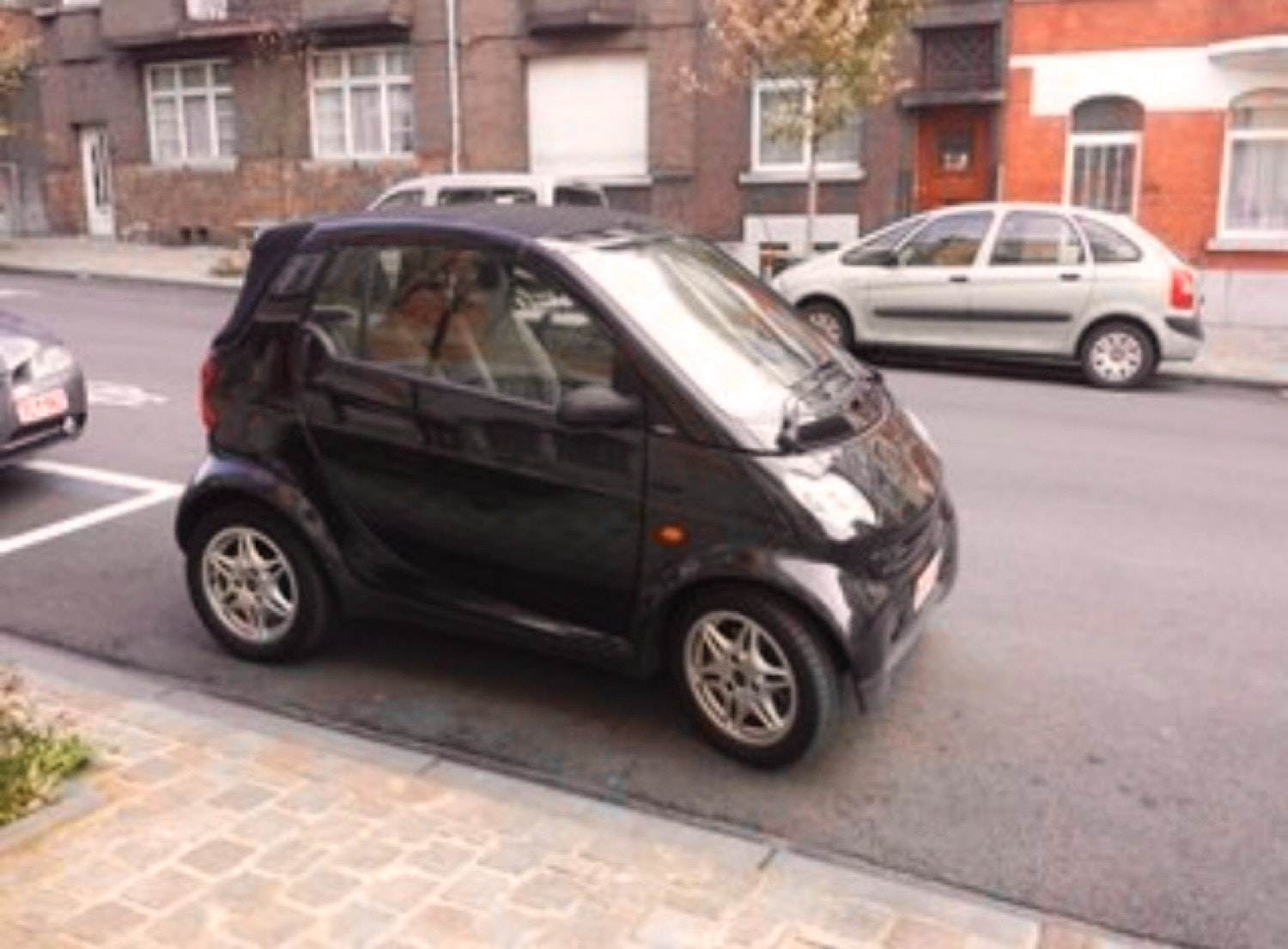 Smart Fortwo, 2005, Essence, automatique