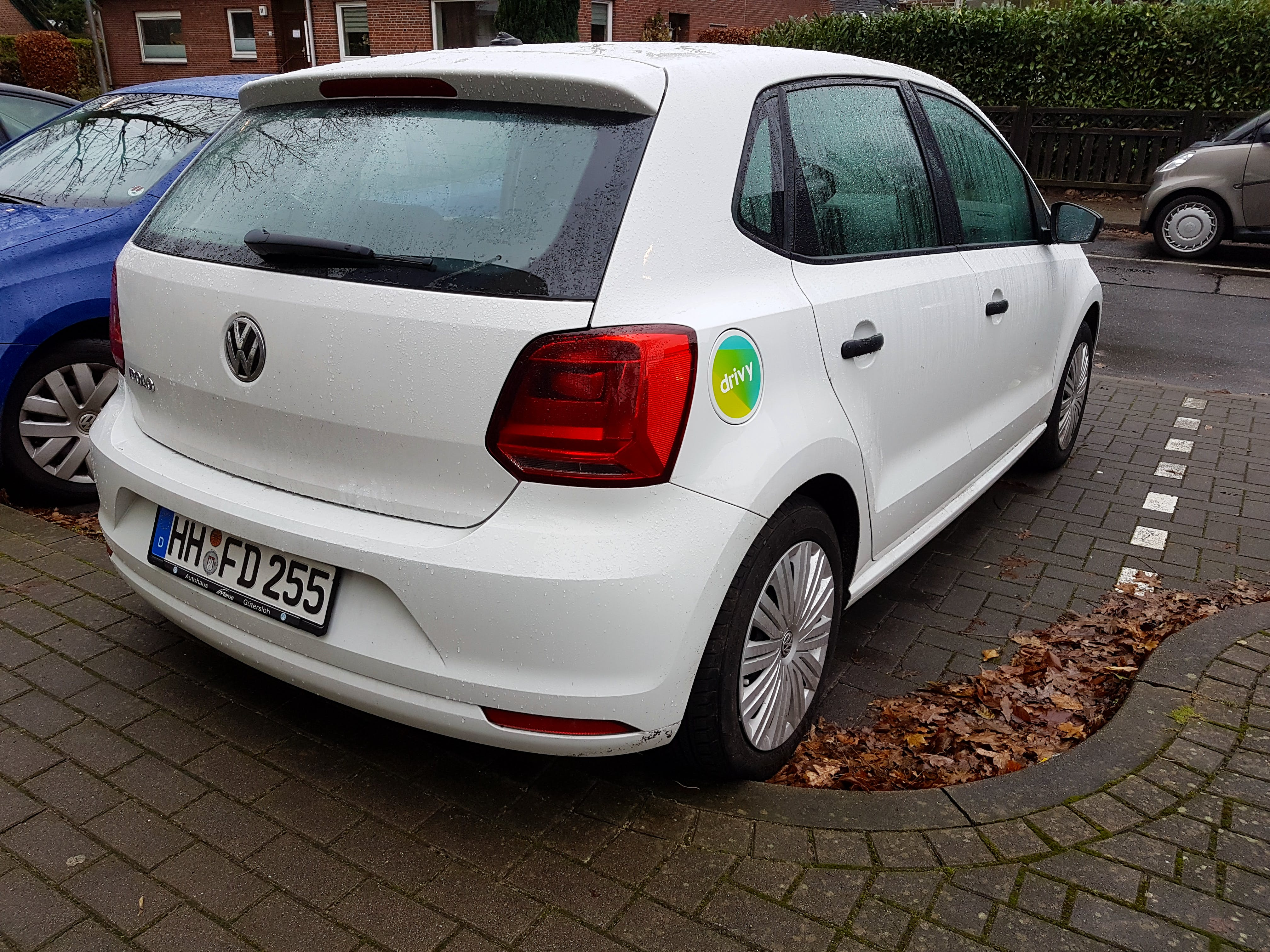 Volkswagen Polo 255 mit Audio-/iPod-Zugang