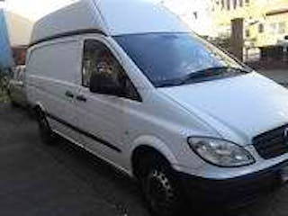 transporter mercedes vito 2005 diesel in b ttelborn im bachgrund 1 mieten. Black Bedroom Furniture Sets. Home Design Ideas