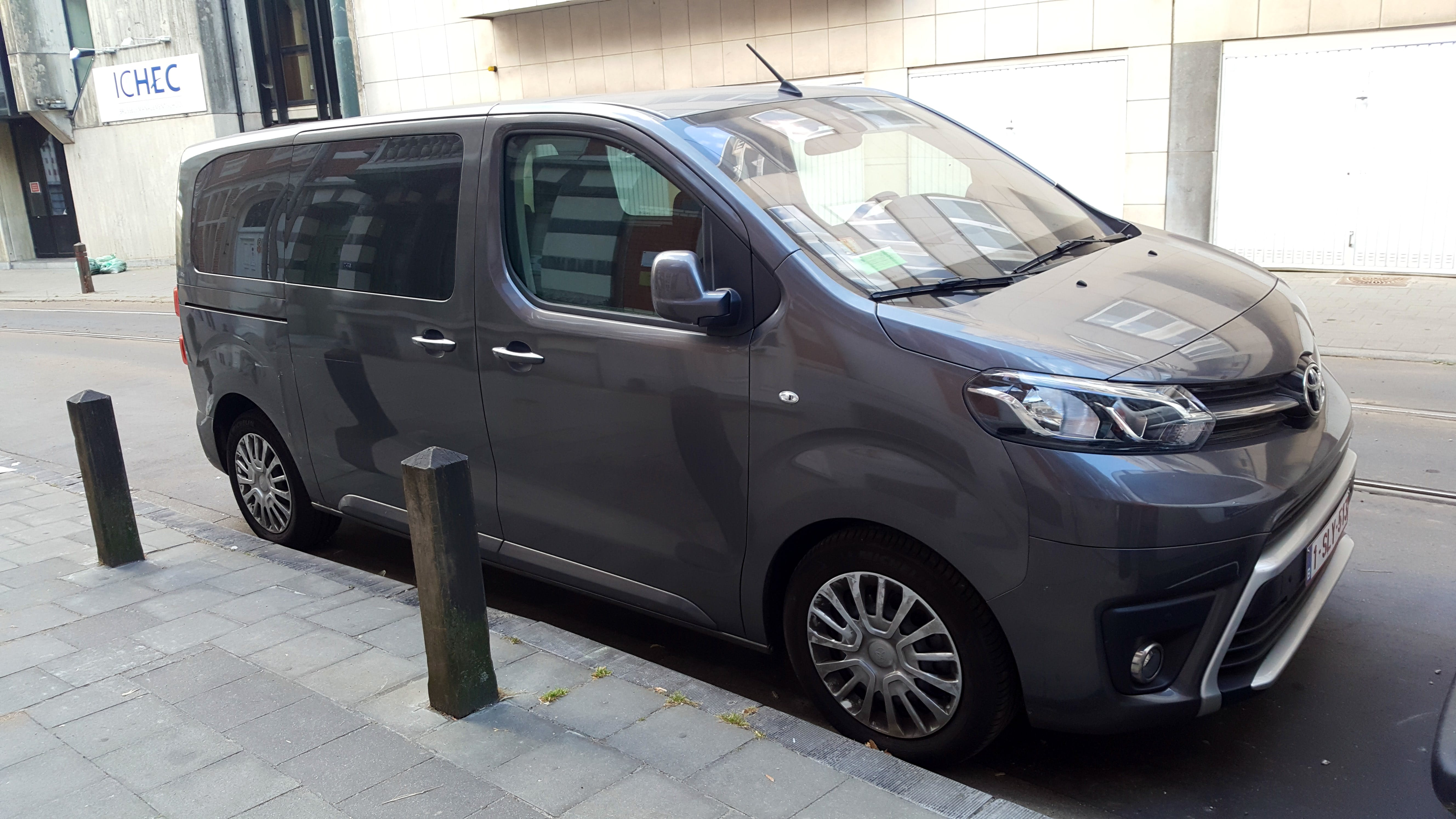 Toyota Proace Verso, 2017, Diesel, 8 places