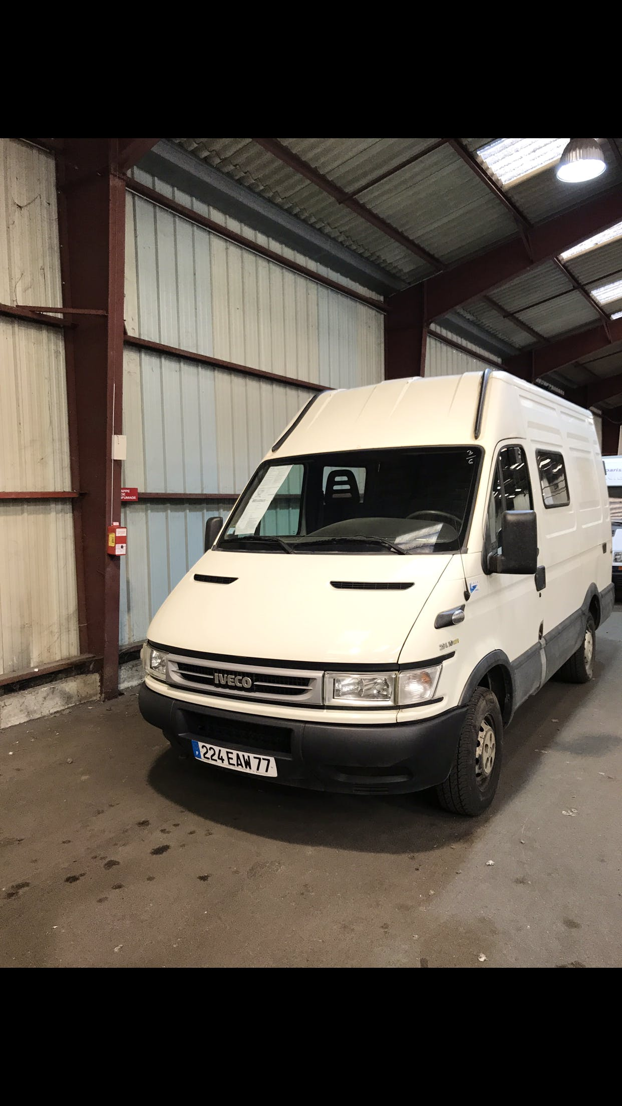 Iveco Daily 2,3 hpi, 2006, Diesel