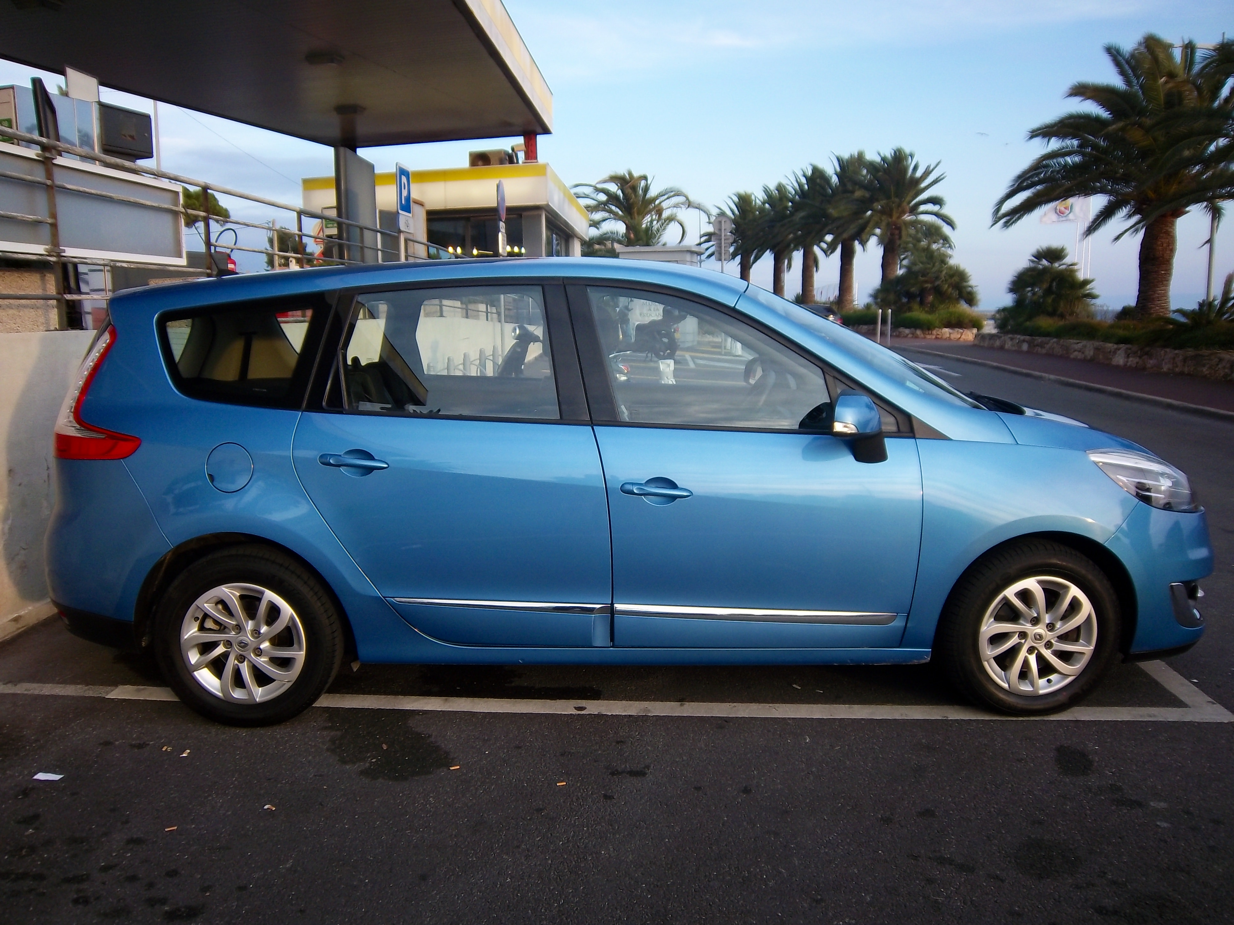 renault grand scenic, 2012, Diesel, 7 places