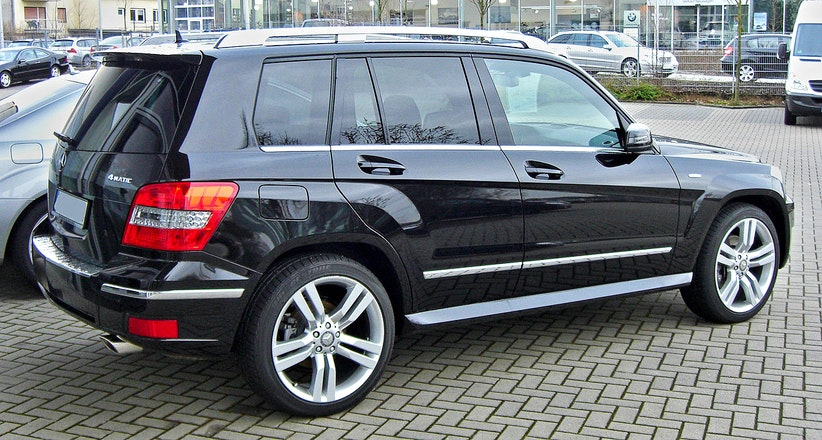 mercedes classe glk 2009 diesel automatik mieten in h rth am kempishof. Black Bedroom Furniture Sets. Home Design Ideas