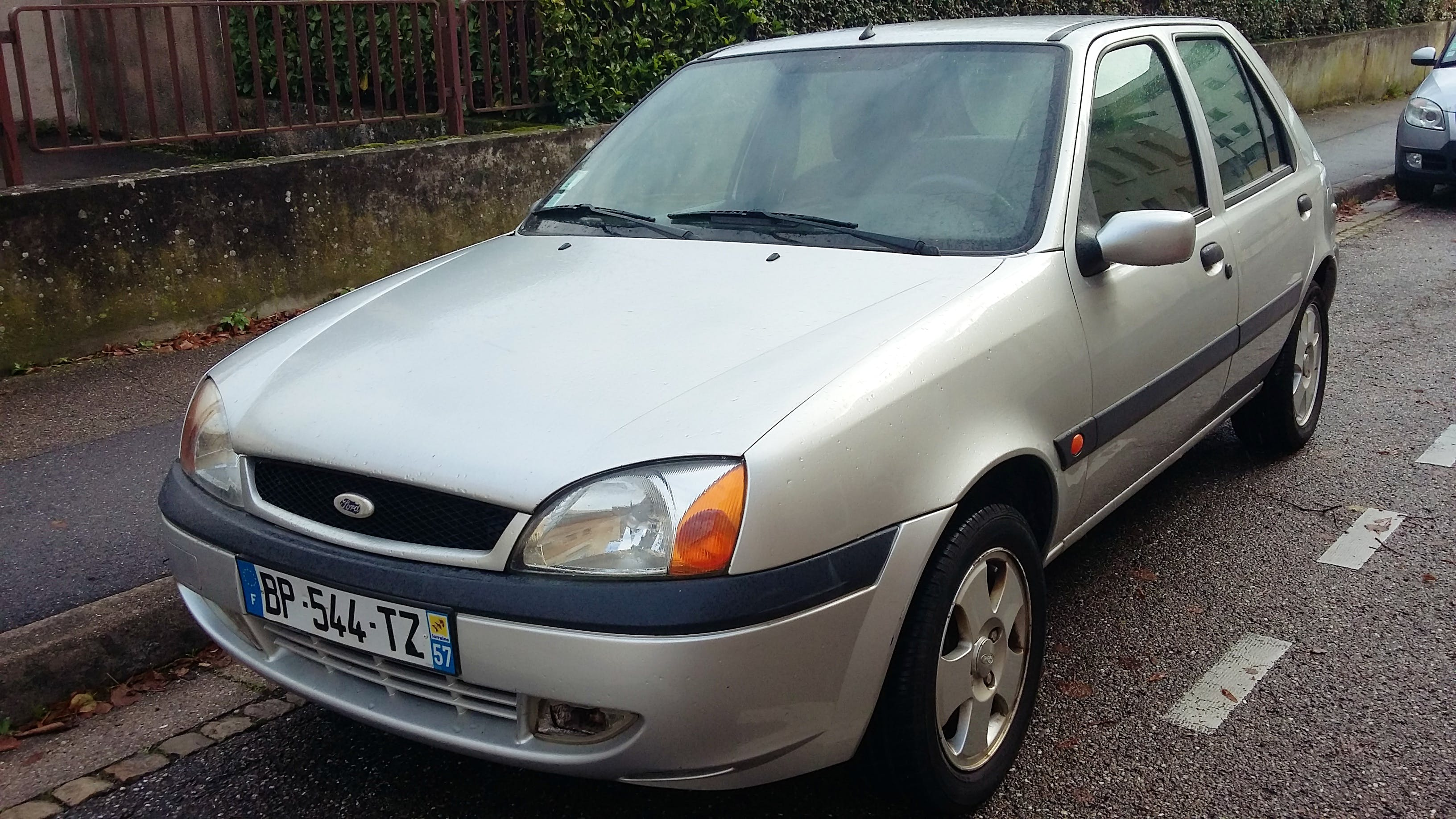 ford fiesta, 2002, Essence