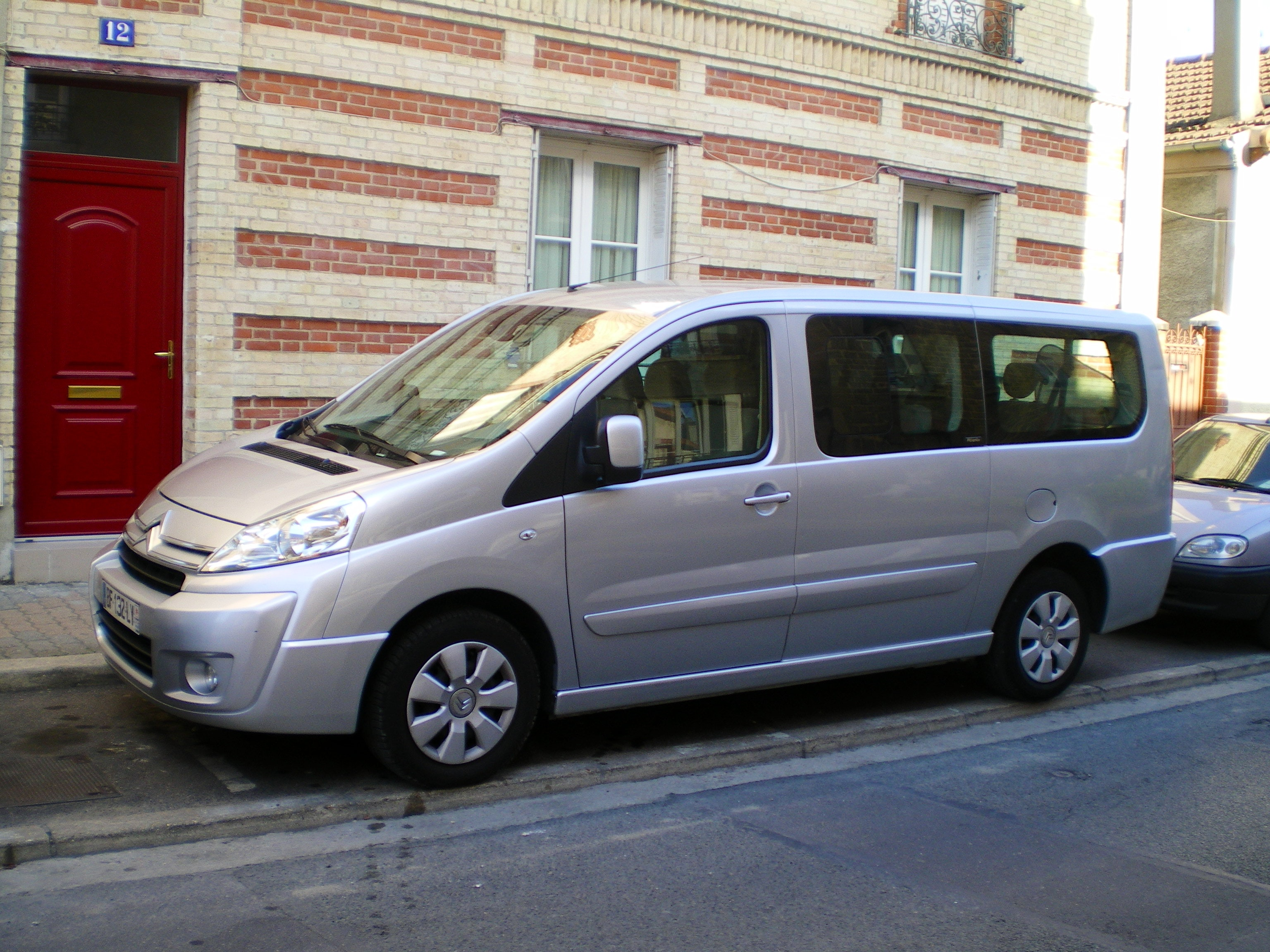 Citroën Jumpy Atlante, 2010, Diesel, 9 places et plus